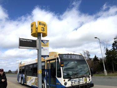 バスの乗り方降り方を徹底解説!カナダハリファックス