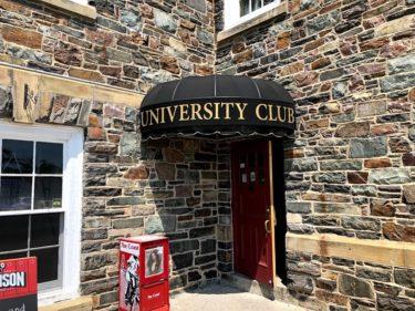だ、大学内にPub?ダルハウジー大学内のPubの紹介【University Club】