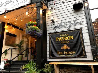 ハリファックス 外食 ⑨ cafe&bar【The Daily Grind】