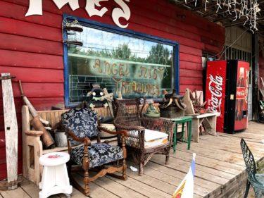 物凄いアンティークショップに偶然寄りました【Angel Mist Treasures】New Brunswick