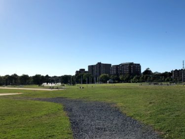ハリファックス 遊び方 ⑨ 全力で運動【Halifax Commons Playground】