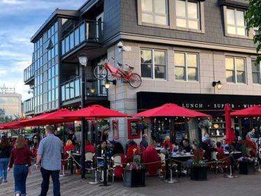 雰囲気も味もハリファックスで一番のイタリアンレストラン【The Bicycle Thief】ハリファックスの外食㉝