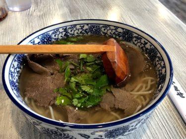 さっぱりしたラーメンが食べれる中華レストラン【Captain Ma Noodles】ハリファックスの外食㊸