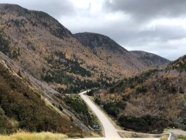Cape Breton Island 紅葉見に行く小旅行 前編【カナダ ハリファックス】