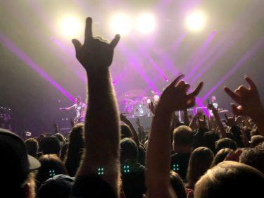 Canadian Tour 2019【Sum41 Offspring】ハリファックスの遊び方⑬