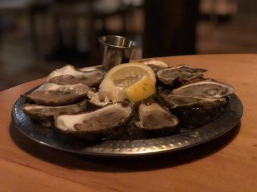 お得なオイスターを食べるなら間違いなくここ【Little Fish Oyster Bar】ハリファックスの外食㉚