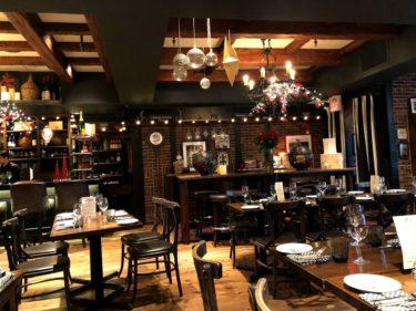 ウサギ肉のリゾットが食べれるイタリアンレストラン【La Frasca Cibi & Vini】ハリファックスの外食㉜