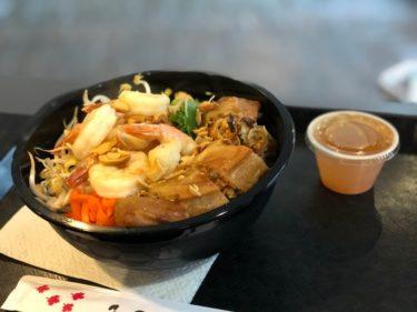 アジアンファストフード店【Indochine Banh Mi】ハリファックスの外食㊺