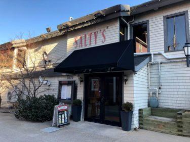 海辺といったらシーフードレストラン【Salty's】ハリファックスの外食㉟