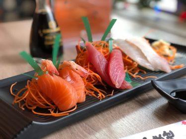 予想以上にお刺身が美味しかった隠れた日本食レストラン【Roll It Up】ハリファックスの外食㊲