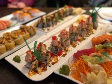 ハリファックスの地元民がNo1というお寿司屋さん【Wasabi House】ハリファックスの外食㊱