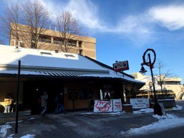ハリファックスでバイク乗りが集まるパブ【Stayner's Wharf Pub & Grill】外食㊿